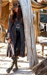 Anne Bonny. Always watching[lurking].