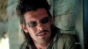 Just a reminder that Rackham is the only pirate who feels the need to wear sunglasses.