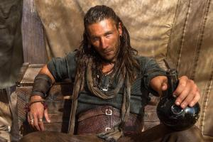 Charles Vane. Kind of a murderous dick.